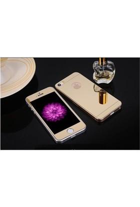 Cadlı Apple İphone 5S Ön Arka Temperli Renkli Ekran Koruyucu Film