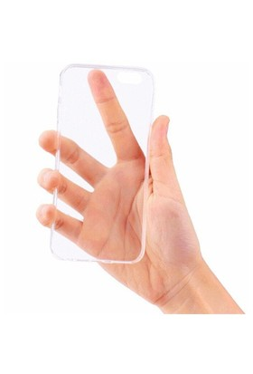 Lopard Samsung Galaxy Note 2 Kılıf 0.2Mm Şeffaf Silikon Arka Kapak
