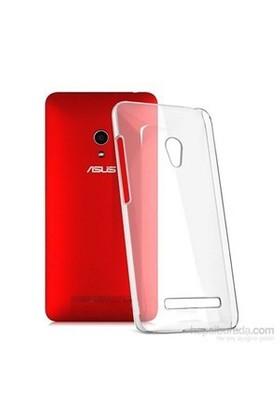 Lopard Asus Zenfone 5 Lite Kılıf 0.2Mm Şeffaf Silikon Arka Kapak