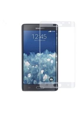 9H Samsung Galaxy Note Edge Ekran Koruyucu Şeffaf