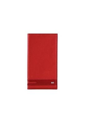 Magnum Sony Xperia M5 Kapaklı Kılıf Kırmızı