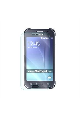 Gpack Samsung Galaxy J1 Ace Cam Ön Ekran Koruyucu