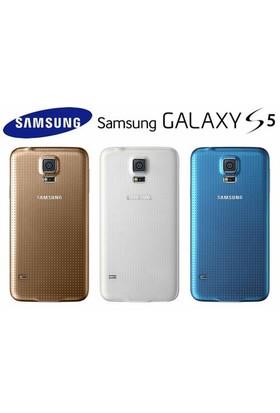 Teleplus Samsung Galaxy S5 Arka Kapak Beyaz