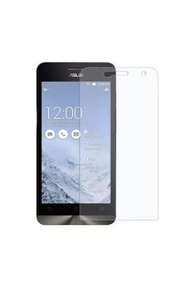 Microsonic Asus Zenfone 5 Ultra Şeffaf Ekran Koruyucu - SG106-ASS-ZENFONE5