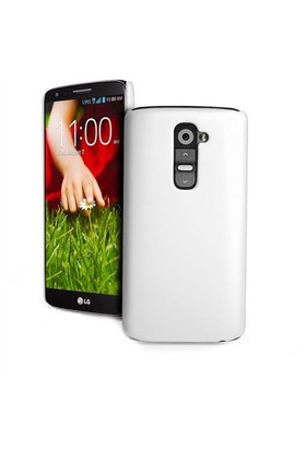 Microsonic LG G2 Mini Premium Slim Kılıf Beyaz - CS110-LG-G2-M-BYZ