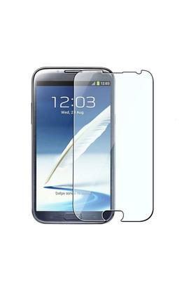 Microsonic Samsung Galaxy Note 2 N7100 Şeffaf Ekran Koruyucu