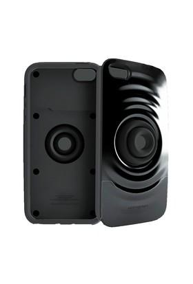 Xoopar Rıpple İphone5 Protection Case(Black Back Black)