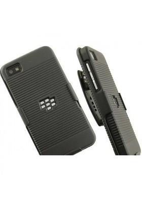 Casefree Blackberry Z30 Standlı Çift Fonksiyonlu Kılıf