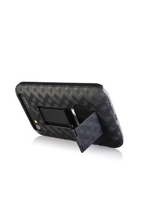 Casefree Blackberry Classic Standlı Çift Fonksiyonlu Kılıf
