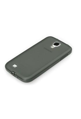 Mycolors Samsung Galaxy S4 Siyah İnce Silikon Arka Kapak - MYC-0077