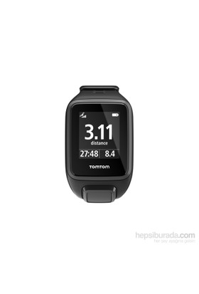 Tomtom Runner 2 Cardio+Music Small Blk/Ant