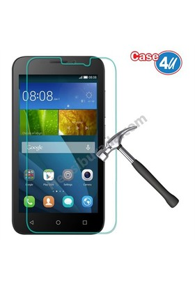 Case 4U Huawei Y5c Cam Ekran Koruyucu