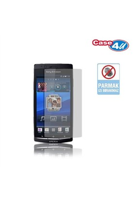 Case 4U Sony Ericsson Xperia Arc S Ekran Koruyucu ( Parmak izi bırakmaz )