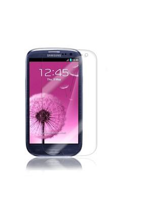Case 4U Samsung Galaxy i9300 S3 Ekran Koruyucu ( Parmak izi bırakmaz )