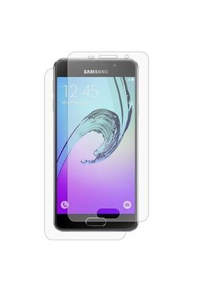 Microsonic Samsung Galaxy A3 2016 Ön Ve Arka Full Body Ekran Koruyucu Film