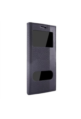 Case 4U Sony Xperia Z3 + Magnum Kılıf Siyah