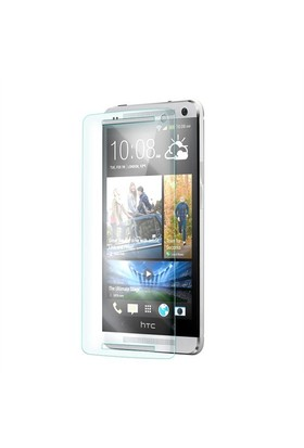 Gpack Htc One M7 Ekran Koruyucu - Tempered Glass