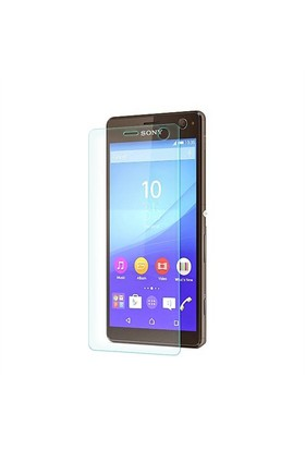 Gpack Sony Xperia C4 Ekran Koruyucu - Tempered Glass