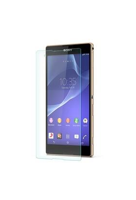Gpack Sony Xperia T2 Ekran Koruyucu - Tempered Glass