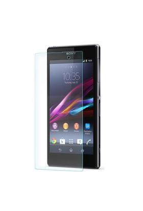 Cep Market Sony Xperia Z1 Compact Ekran Koruyucu - Tempered Glass