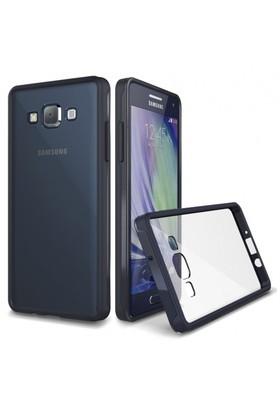 Verus Samsung Galaxy A7 Kılıf Crystal Mixx 2015 Serisi - Siyah