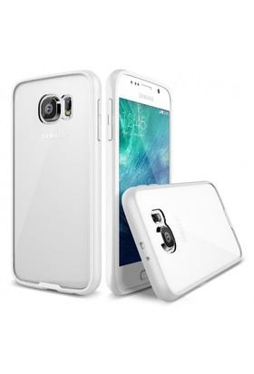 Verus Samsung Galaxy S6 Kılıf Crystal Mıxx - Beyaz