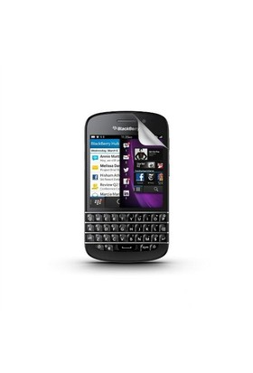 Petrix Blackberry Q10 Ekran Koruyucu PFBBQ10 - 1100936
