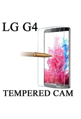 Markacase Lg G4 Tempered Cam Ekran Koruyucu