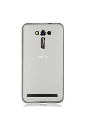 Cep Market Asus Zenfone 2 Laser 5.0 Kılıf 0.2Mm Şeffaf Silikon
