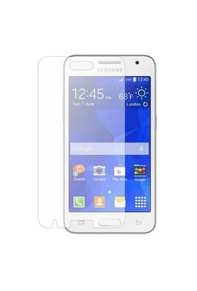 Case 4U Samsung Galaxy Core 2 Ultra Şeffaf Ekran Koruyucu