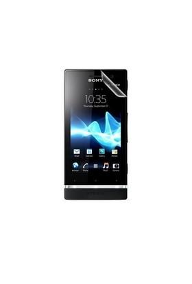Teleplus Sony Xperia U Cam Ekran Koruyucu Film