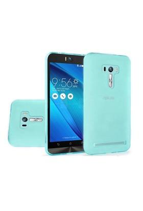 Teleplus Asus Zenfone Selfie Zd551kl Silikon Kılıf Mavi