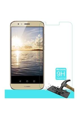 Microsonic Huawei Ascend G8 Temperli Cam Ekran Koruyucu Film