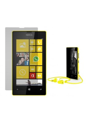 Vacca Nokia Lumia 520 Gizlilik Filtresi