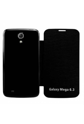 Markaawm Samsung Galaxy Mega Kılıf Flip Cover