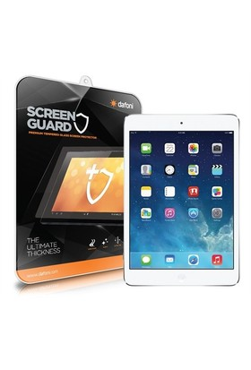 Dafoni İpad Air / Air 2 / İpad Pro 9.7 Tempered Glass Premium Tablet Cam Ekran Koruyucu