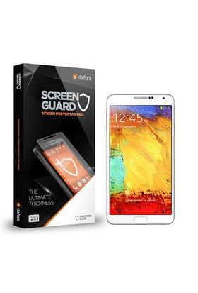 Dafoni Samsung N9000 Galaxy Note 3 Tempered Glass Premium Cam Ekran Koruyucu
