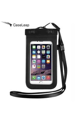 Case Leap Apple iPhone 6 Plus/6s Plus Su Geçirmez Kılıf Siyah