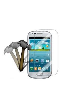 Case 4U Samsung i8190 Galaxy S III Mini Ekran Koruyucu (,Cizilmez Anti Shock)**