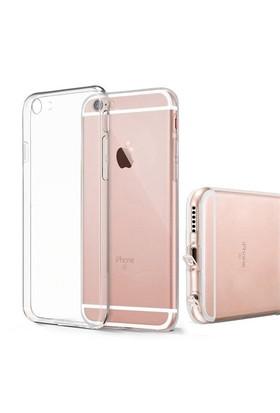 Melefoni Apple İphone 6 6S Kılıf Kamera Koruyuculu Cam Ekran Koruyucu Hediyeli