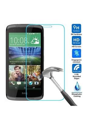 Case 4U HTC 526 Dual Sim Cam Ekran Koruyucu