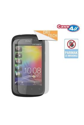 Case 4U HTC Explorer Picco Ekran Koruyucu ( Parmak izi bırakmaz )
