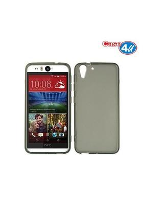 Case 4U HTC Desire Eye Soft Silikon Kılıf Siyah