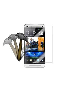 Case 4U HTC ONE Ekran Koruyucu(,Cizilmez Anti Shock)*
