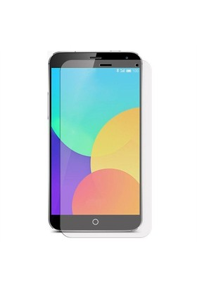 Case 4U Meizu MX4 Pro Ultra Şeffaf Ekran Koruyucu