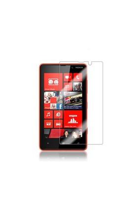 Case 4U Nokia Lumia 820 Ekran Koruyucu ( Parmak izi bırakmaz )