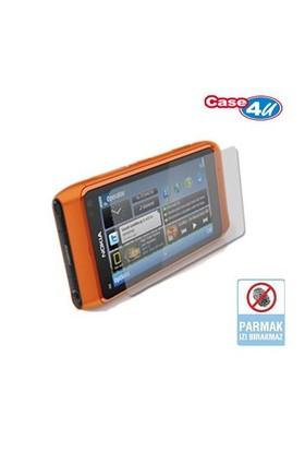 Case 4U Nokia N8 Ekran Koruyucu ( Parmak izi bırakmaz )*