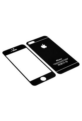 Markaawm İphone 6 6S Renkli Cam Aynalı Ekran Koruyucu