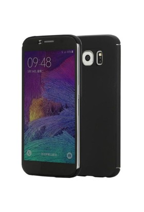 Rock Dr.V Samsung Galaxy S6 İnvisible Smart Uı Transparent Kılıf Black