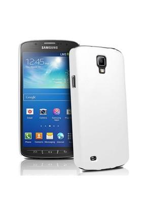 Microsonic Rubber Kılıf Samsung Galaxy S4 Active İ9295 Beyaz